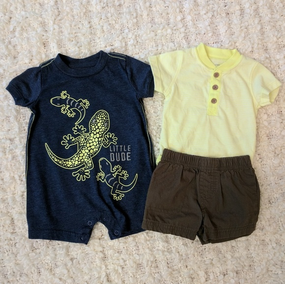 ab3d572bd1 Carter's Matching Sets | Carters Baby Boy Outfits 3 Months | Poshmark